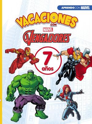 VACACIONES CON LOS VENGADORES. 7 AÑOS