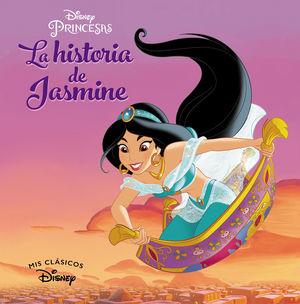 HISTORIA DE JASMINE, LA