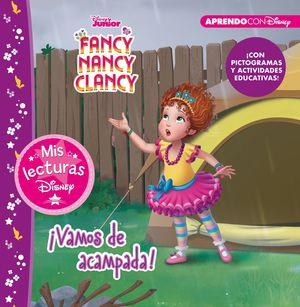 FANCY NANCY CLANCY. ¡VAMOS DE ACAMPADA!