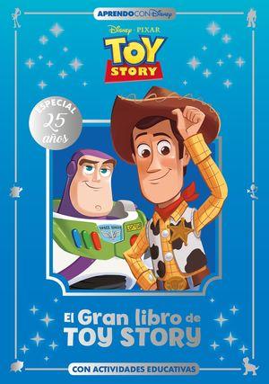 GRAN LIBRO DE TOY STORY, EL