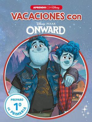 PREPARO 1º E.P. - VACACIONES CON ONWARD