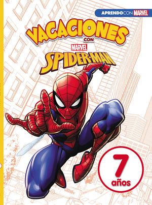 VACACIONES 7 AÑOS CON SPIDER-MAN