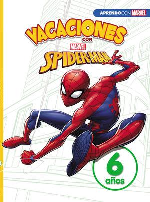 VACACIONES 6 AÑOS CON SPIDER-MAN