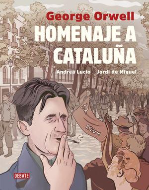 HOMENAJE A CATALUÑA - CÓMIC