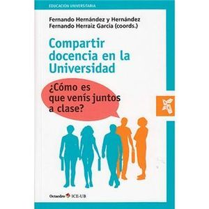 COMPARTIR DOCENCIA EN LA UNIVERSIDAD