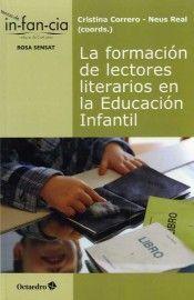 FORMACION DE LECTORES LITERARIOS EN LA EDUCACION INFANTIL, LA