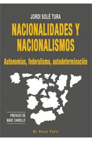 NACIONALIDADES Y NACIONALISMOS
