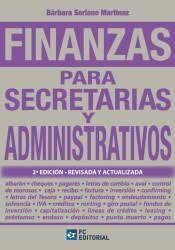 FINANZAS PARA SECRETARIAS Y ADMINISTRATIVOS (2ª EDICIÓN)