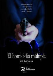 HOMICIDIO MÚLTIPLE EN ESPAÑA, EL