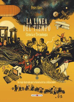LÍNEA DEL TIEMPO, LA - CIENCIA Y TECNOLOGÍA