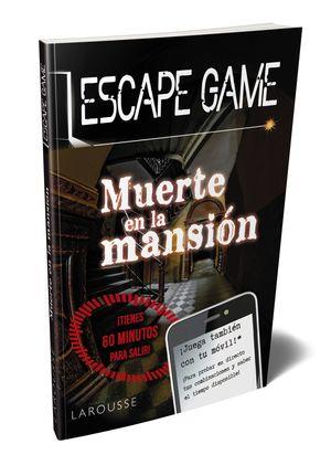 ESCAPE GAME - MUERTE EN LA MANSIÓN
