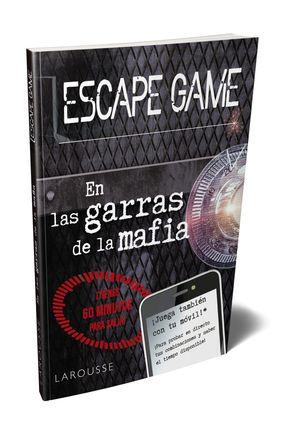 ESCAPE GAME - EN LAS GARRAS DE LA MAFIA