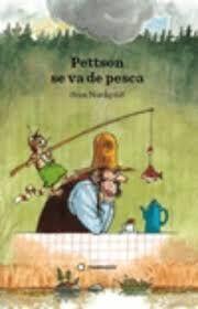 PETTSON SE'N VA DE PESCA, EN