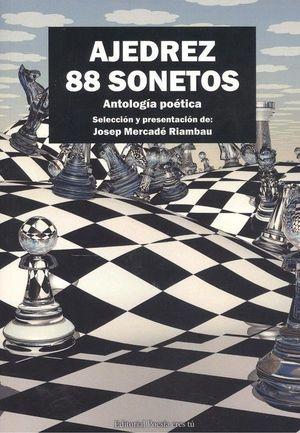 AJEDREZ 88 SONETOS