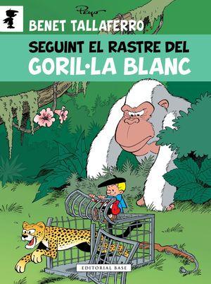 SEGUINT EL RASTRE DEL GORIL·LA BLANC