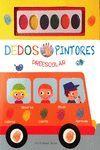 DEDOS PINTORES PREESCOLAR (LIBRO AMARILLO)