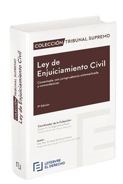 LEYES COMENTADAS CON JURISPRUDENCIA SISTEMATIZADA Y CONCORDANCIAS (8 ED.)