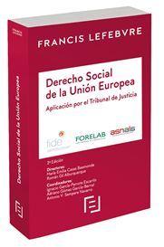 MANUAL DERECHO SOCIAL DE LA UNIÓN EUROPEA (2 ED.)