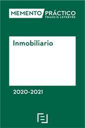MEMENTO PRÁCTICO INMOBILIARIO 2020-2021