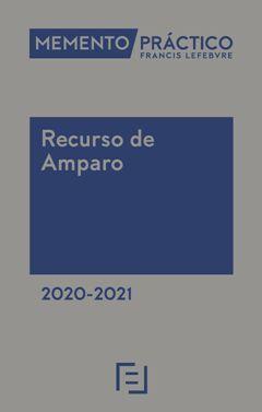 MEMENTO PRÁCTICO RECURSO DE AMPARO 2020 -2021