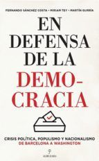 DEFENSA DE LA DEMOCRACIA, EN