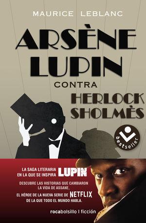 ARSÈNE LUPIN CONTRA HERLOCK SHOLMÈS (CASTELLANO)