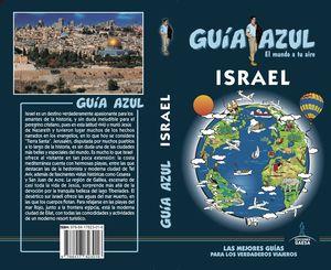 ISRAEL, GUIA AZUL