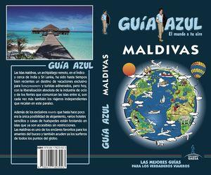 MALDIVAS, GUIA AZUL