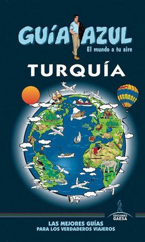 TURQUÍA, GUIA AZUL