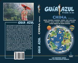CHINA ESENCIAL, GUIA AZUL