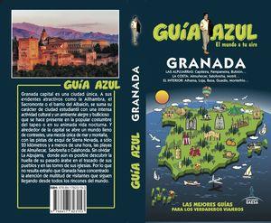 GRANADA, GUIA AZUL