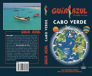 CABO VERDE, GUIA AZUL