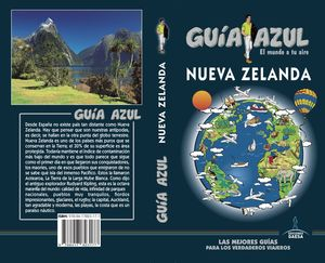 NUEVA ZELANDA, GUIA AZUL