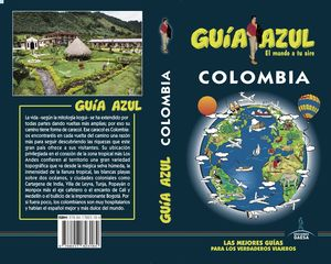 COLOMBIA, GUIA AZUL
