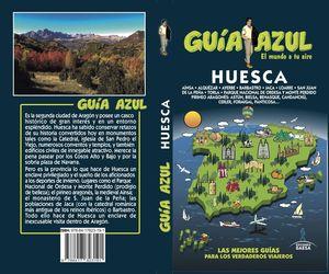 HUESCA, GUIA AZUL