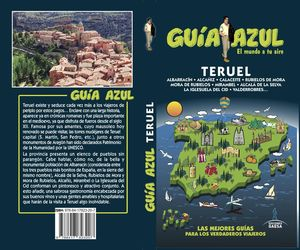 TERUEL, GUIA AZUL