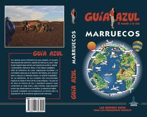 MARRUECOS, GUIA AZUL