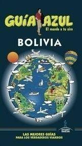BOLIVIA, GUIA AZUL