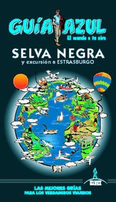 SELVA NEGRA. GUIA AZUL