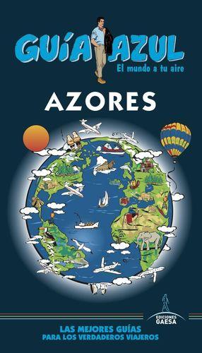 AZORES. GUIA AZUL
