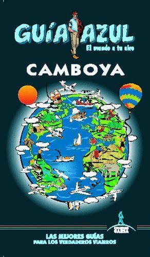 CAMBOYA. GUIA AZUL