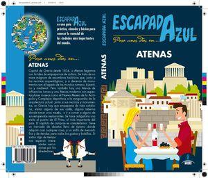 ATENAS, ESCAPADA AZUL