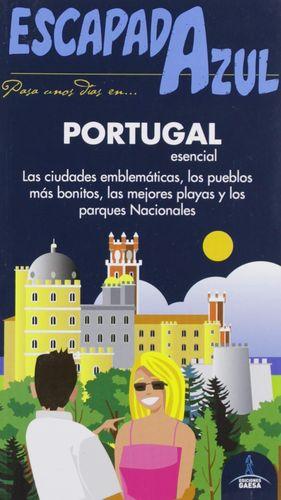 PORTUGAL, GUIA ESCAPADA AZUL