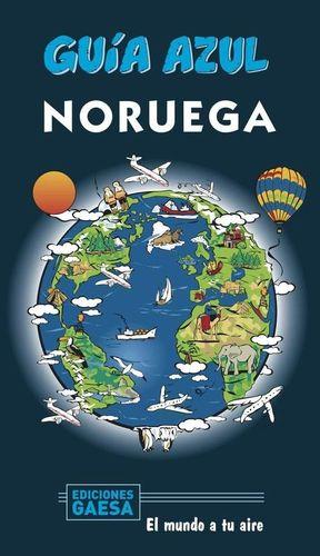 NORUEGA - GUIA AZUL