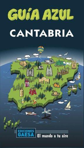 CANTABRIA - GUIA AZUL