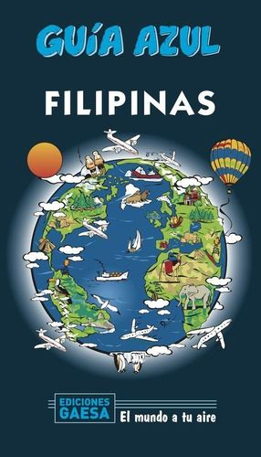 FILIPINAS - GUIA AZUL