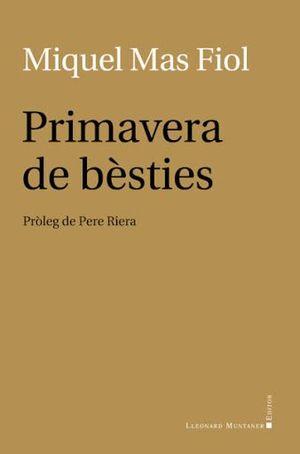 PRIMAVERA DE BESTIES