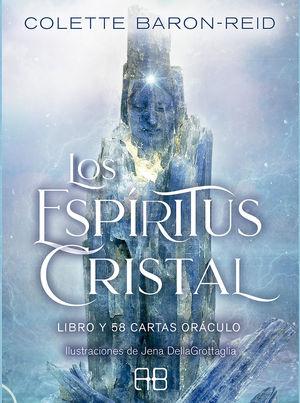 ESPÍRITUS CRISTAL, LOS (LIBRO + 58 CARTAS ORÁCULO)