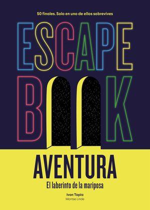 ESCAPE BOOK AVENTURA