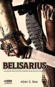 BELISARIUS MAGISTER MILITUM IMPERIO ROMA